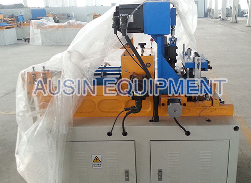 Straight  core cutting machine